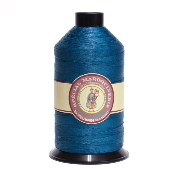 Polycotton Thread: Blue