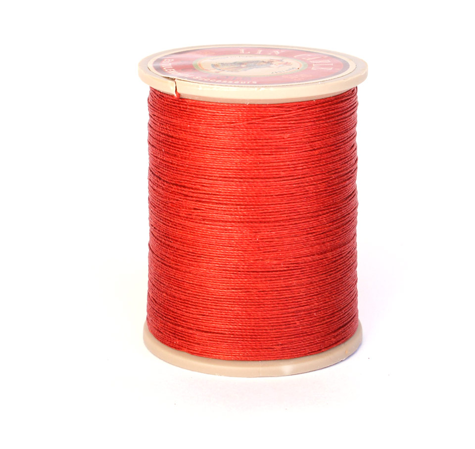 Linen Thread: Copper