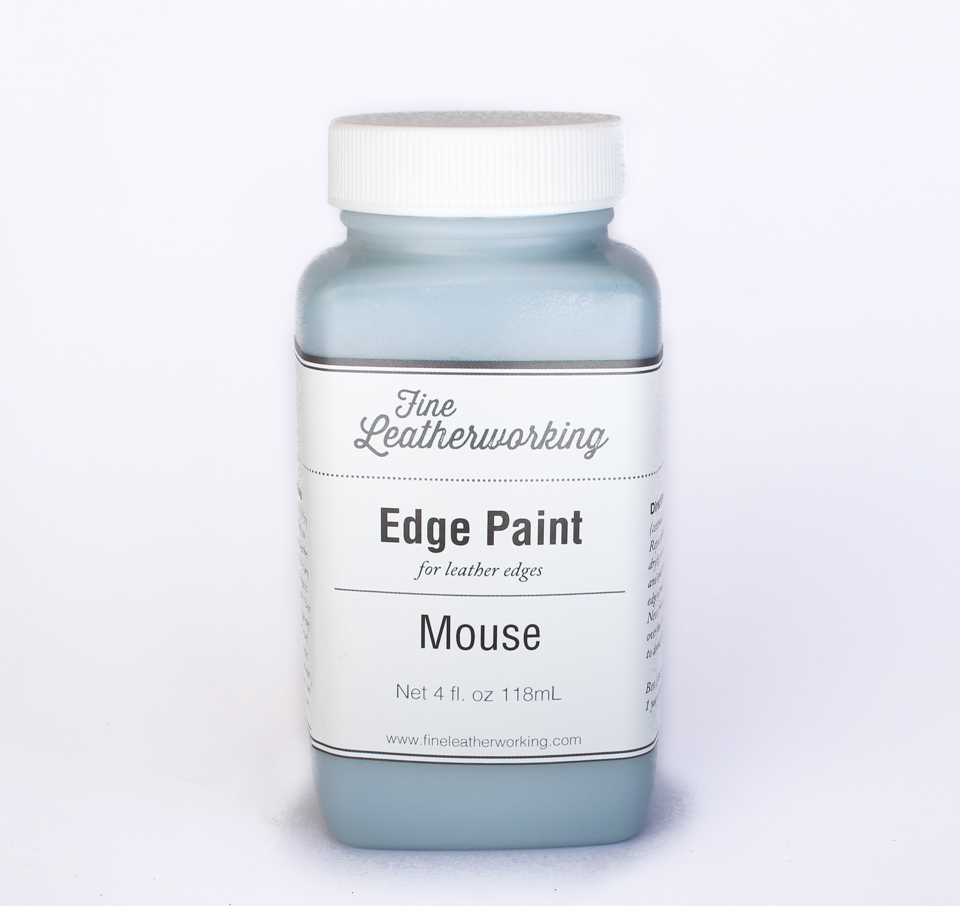 Leather Edge Paint: Mouse