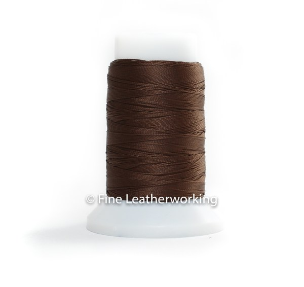 Polyester Thread Size #1: Coffee