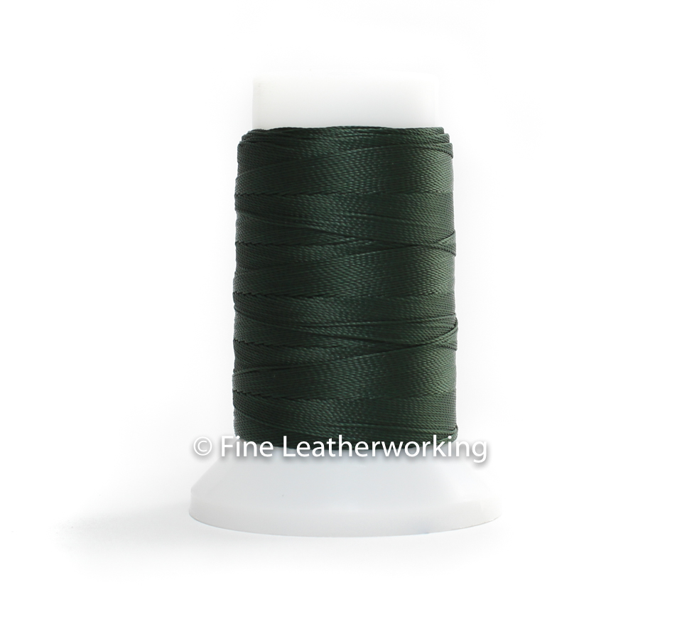 Polyester Thread Size #1: Dark Green