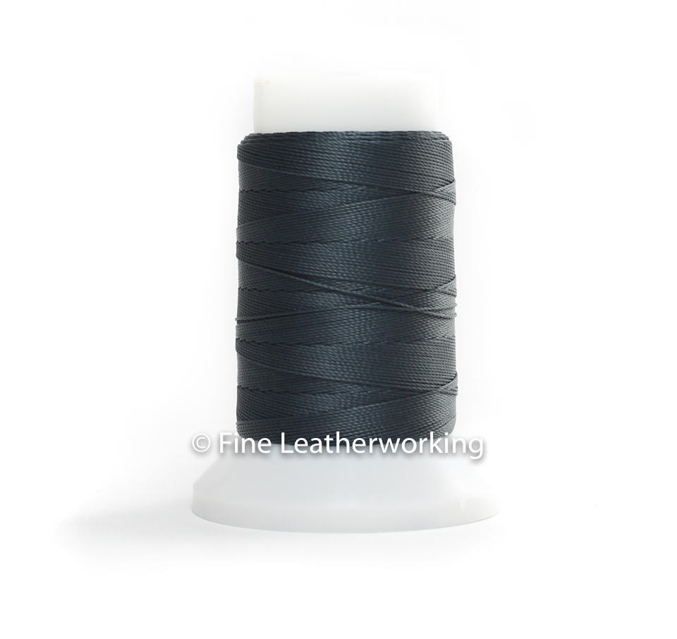 Polyester Thread Size #1: Blue Steel