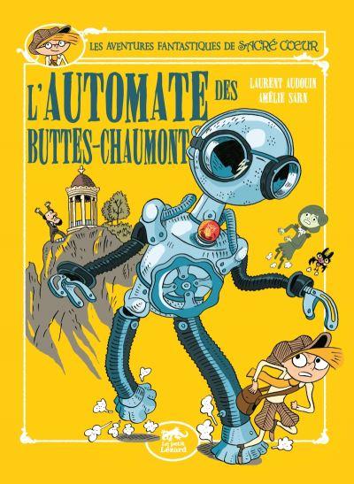 L'automate des Buttes-Chaumont
