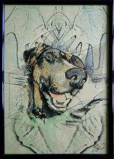 Кучето от южния квартал - картина 1