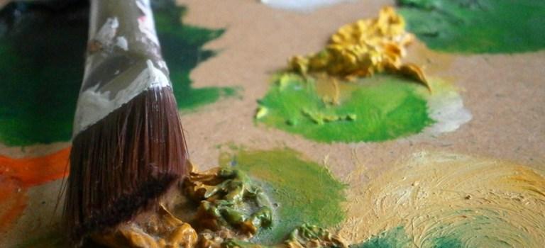 Живописта като времево изкуство