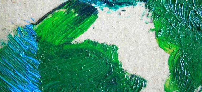 Какво е абстрактна живопис?