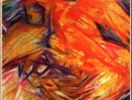 Какво е лъчизъм и супрематизъм в маслената живопис