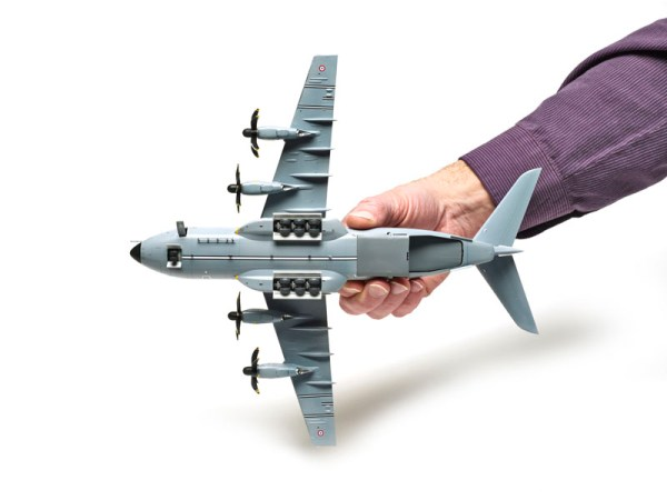 Revell Germany 1144 Scale Airbus A400M Atlas Finescale