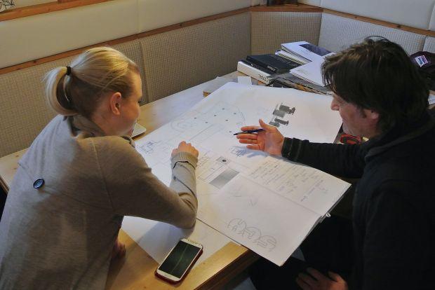 Planungsgespraech