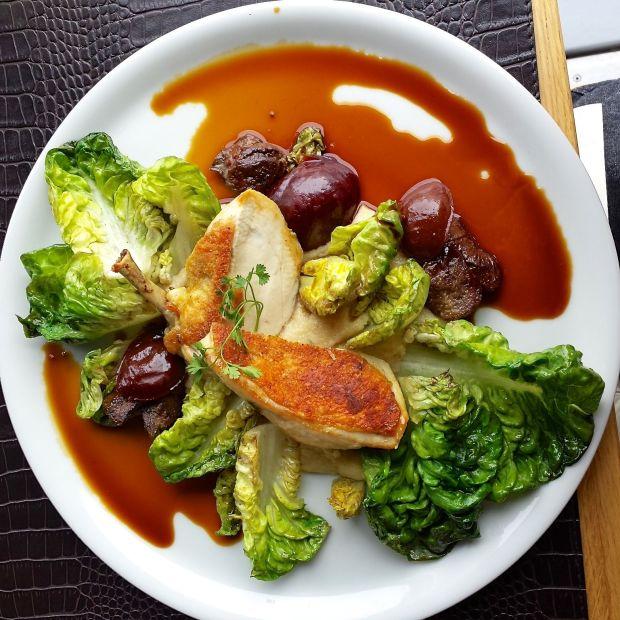Salate mit Misomarinade überraschen Gäste