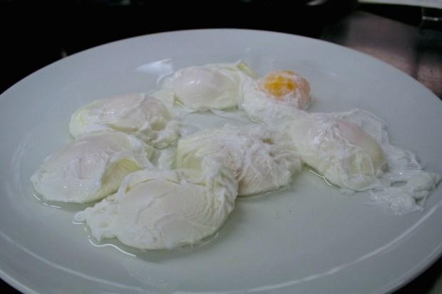 """""""Oarfisch"""" nennen wir pochierte Eier übrigens in Oberösterreich"""