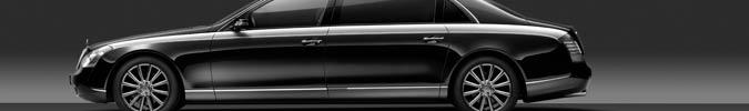 Luxuslimousine Maybach 62 Zeppelin