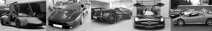 Gebrauchtwagen und Neuwagen - Porsche, Lamborghini oder Ferrari kaufen und verkaufen