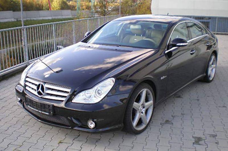 Gebrauchtwagen Mercedes-Benz CLS 63 AMG