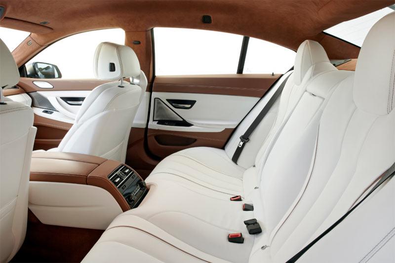 Das BMW 6er Coupé