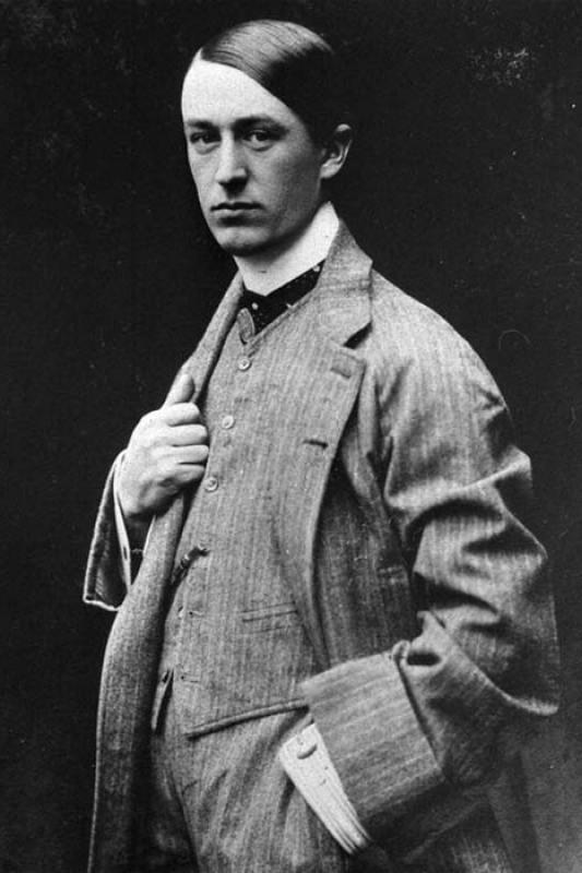 Ettore Bugatti 1902 im Alter von 21 Jahren