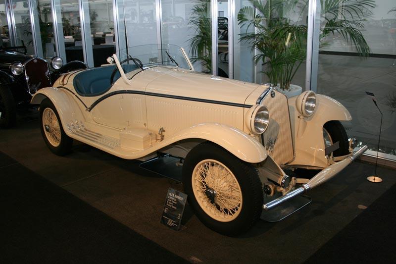Oldtimersammlung und außergewöhnliche Eventlocation mit automobilem Flair