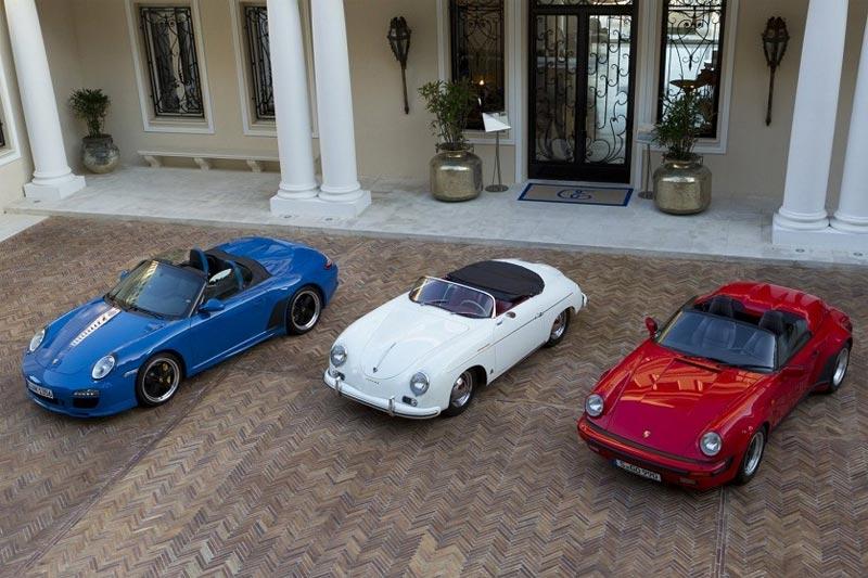 Garagengold - Tipps für die automobile Wertanlage - Porsche 911 Speedster