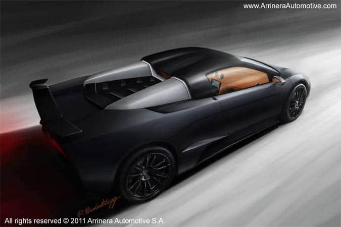 Arrinera Supersportwagen