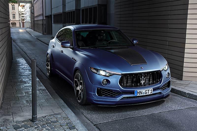 NOVITEC tuned den Maserati Levante