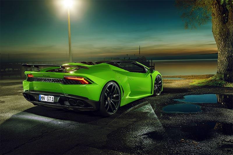 Lamborghini Huracan Spyder Tuning