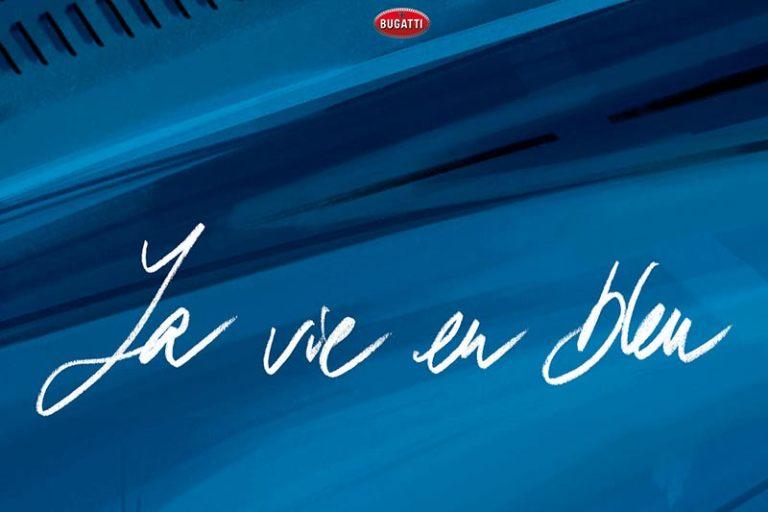 Bugatti in Paris - Le Salon Pur Sang