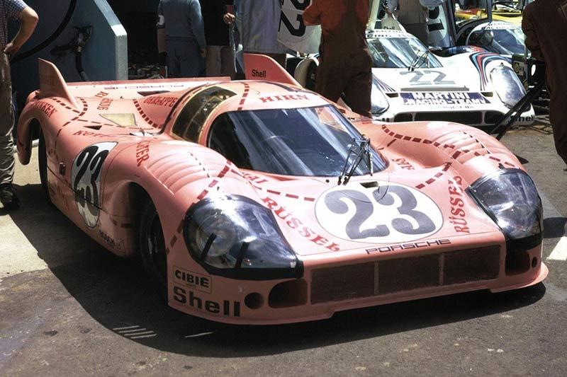 Porsche 917 - Pink Pig