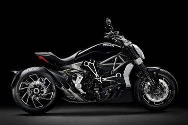 Ducati XDiavel schwarz