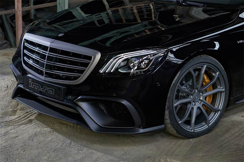 IMSA S720 - Tuning für den Mercedes-Benz S63 AMG