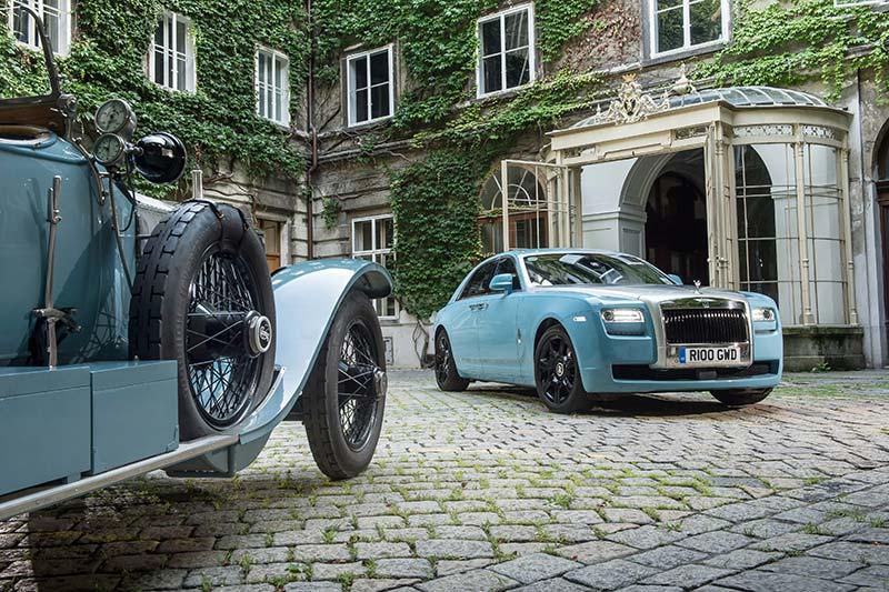 Rolls-Royce Journey into Luxury