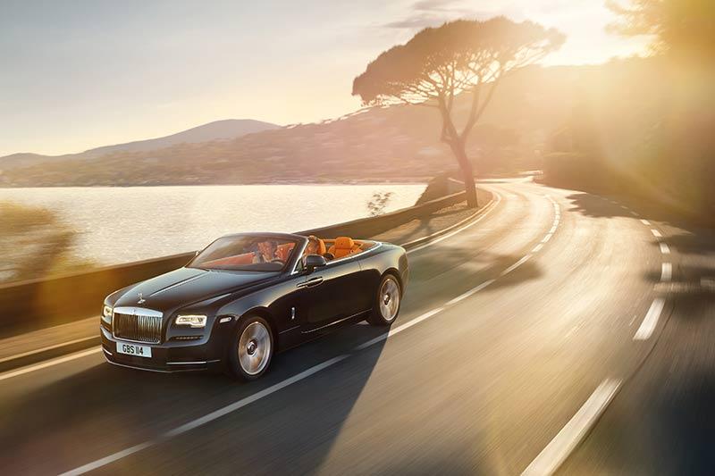 Rolls-Royce Journey into Luxury in Norditalien