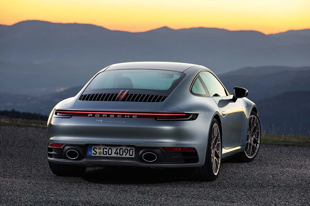 Neuer Porsche 911