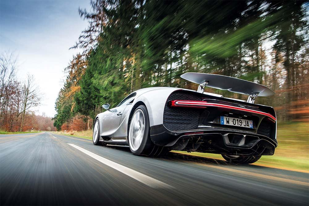 Schnellster Bugatti aller Zeiten