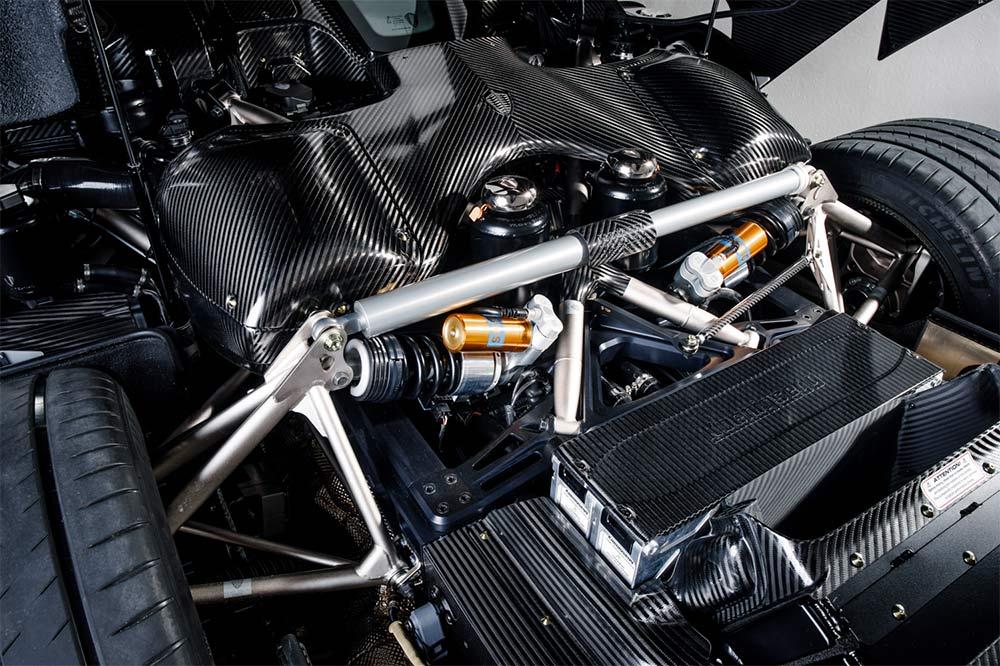 Koenigsegg Regera KNC
