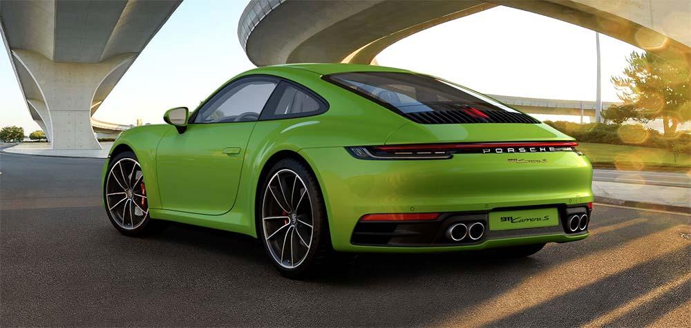 Porsche Konfigurator - Unser Porsche 911 Carrera S