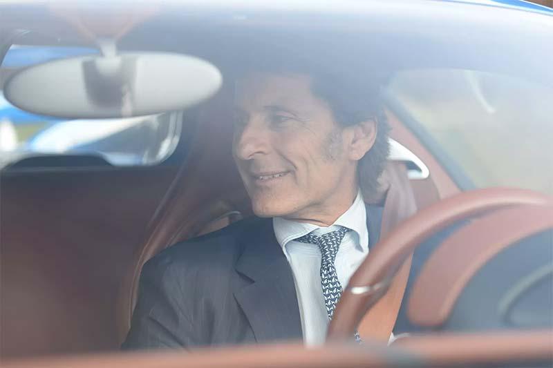 Stephan Winkelmann, CEO von Bugatti