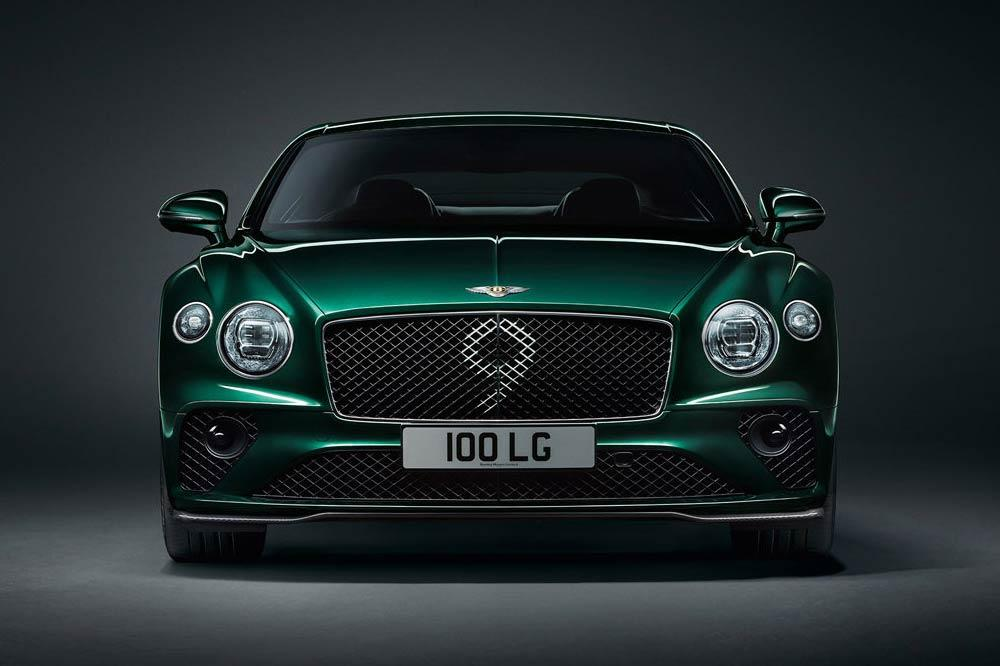 GT #9 Edition by Mulliner