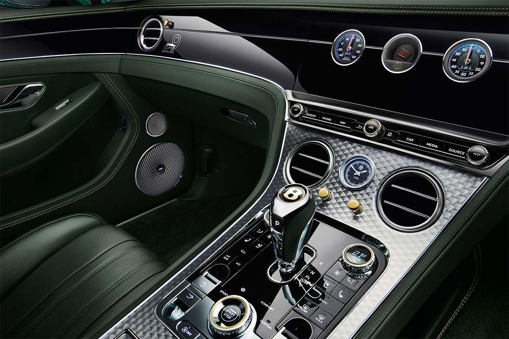 Bentley Continental GT by Mulliner