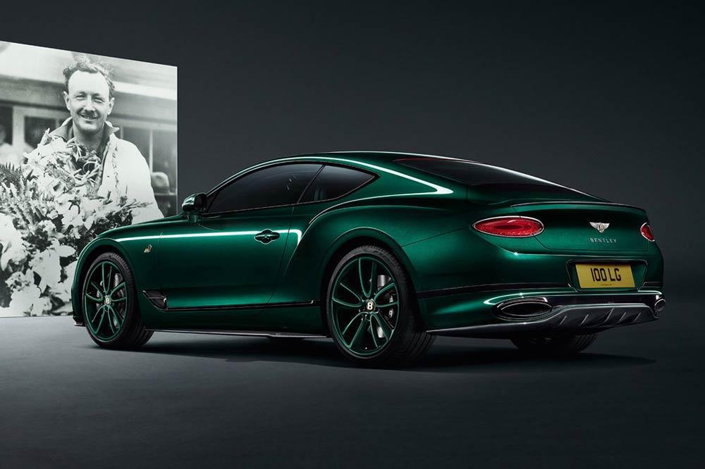 Bentley Continental GT #9 Edition
