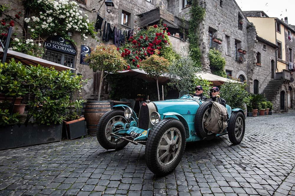 Bugatti Mille Miglia 2019