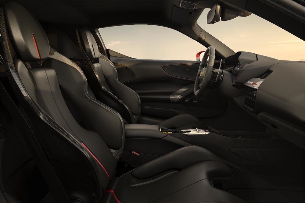 Ferrari SF90 Stradale - Interieur