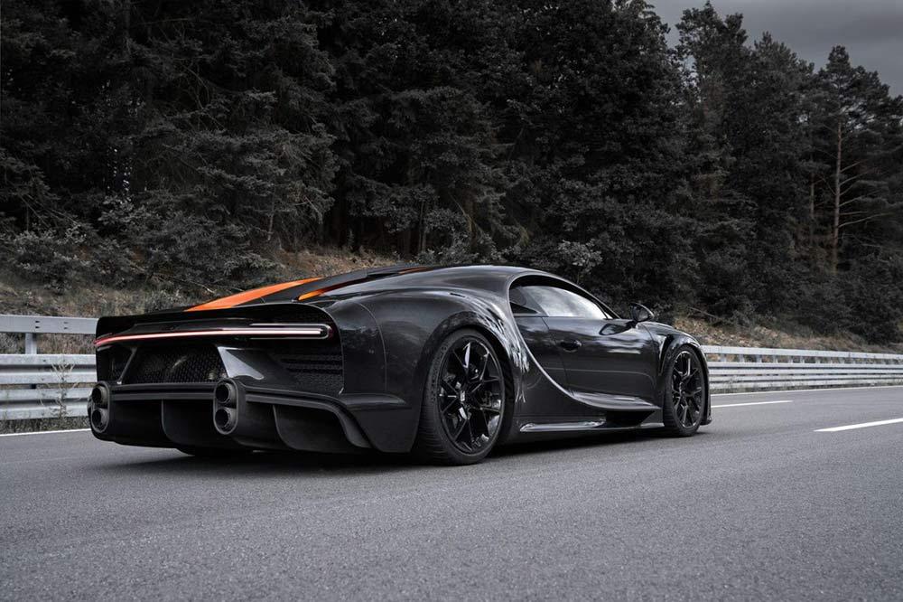 Bugatti Chiron Sport 490