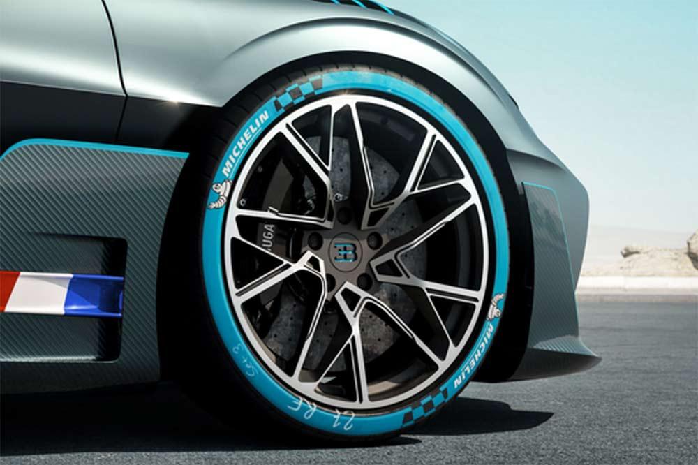 Hypercar Bugatti Divo