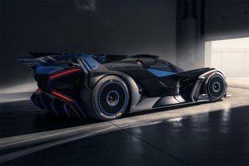 Bugatti Bolide Hypersportwagen 2020