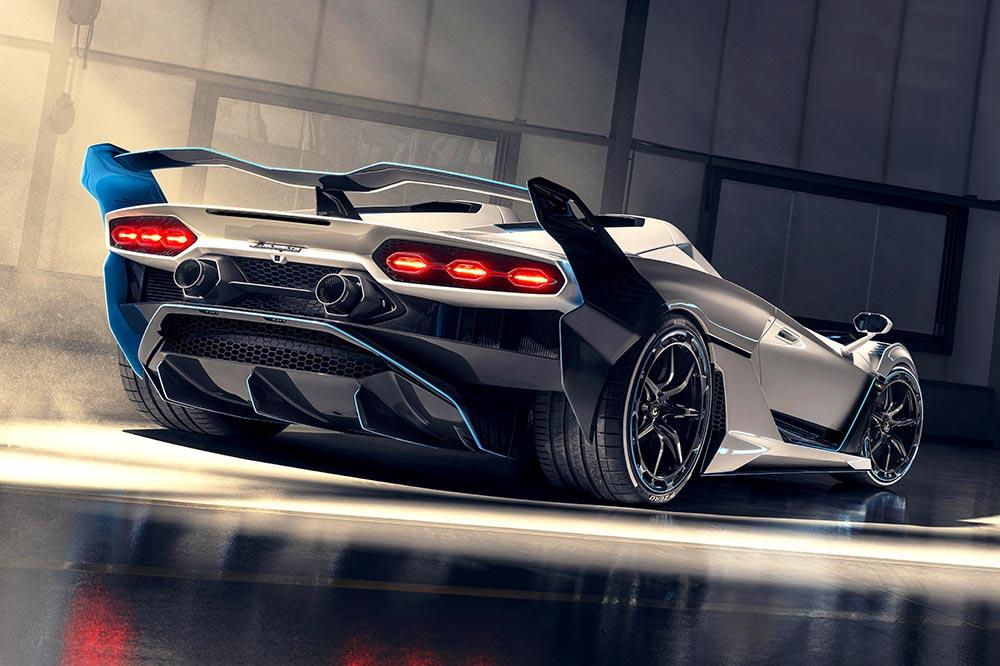 Lamborghini SC20 One Off Squadra Corse