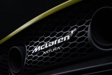 McLaren Artura V6-Hybrid Supersportwagen