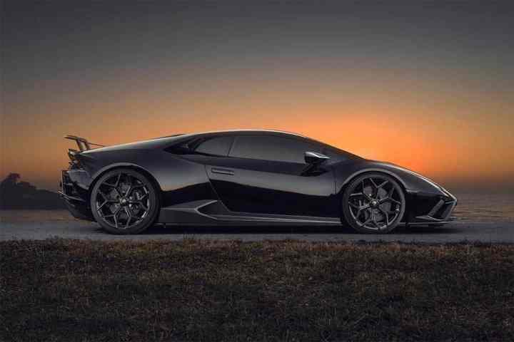 Lamborghini Huracan EVO RWD Tuning