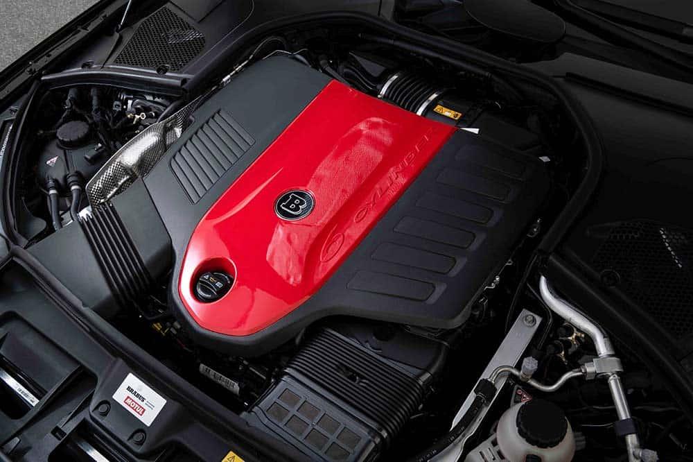 Leistungs-Upgrade für den S 500 4MATIC auf 500 PS und 590 Nm Drehmoment