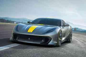 Ferrari 812 Superfast Limited Edition
