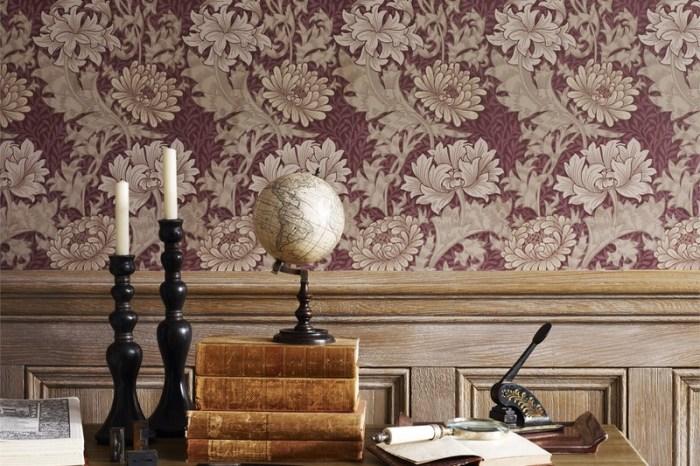 印花設計的偉大先行者—威廉・莫里斯